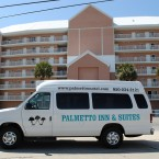 SHUTTLE VAN - Free shuttle to and from airport